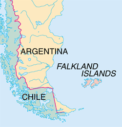 Oil War in the Falkland Islands