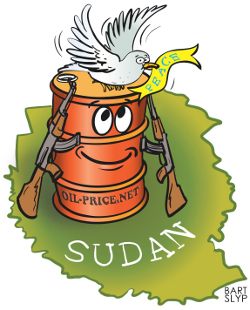 Sudan conflict and oil exploration