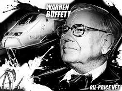 Did Buffett buy Railways because of Peak Oil?