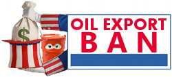 Oil Export Ban Hurts US Oil Industry